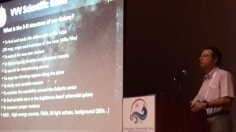 "Márcio's talk ""Stellar Variability in the VVV Survey: Highlights and Current Status"""