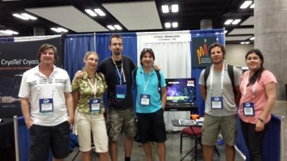 Dante, Alekssandra & Kris Helminiak, Rodrigo Contreras and Camila Navarrete