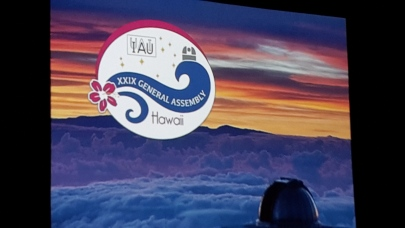 IAU XXIX General Assembly, Hawaii 2015