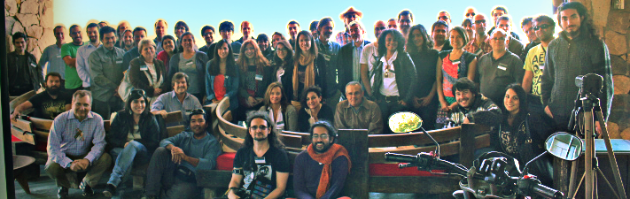 5th VVV Science Meeting Group Photo