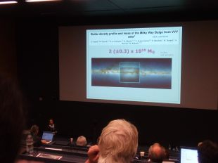 Manuela Zoccalli's talk