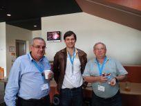 Valentin Ivanov, Phil Lucas & Rudy Kurtev