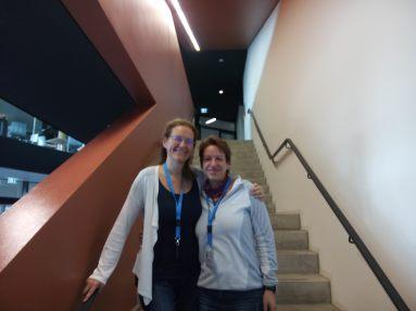 Marina Rejkuba & Manuela Zoccalli