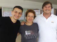 Oscar, Manuela & Dante