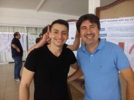 Oscar González & Javier Aloonso